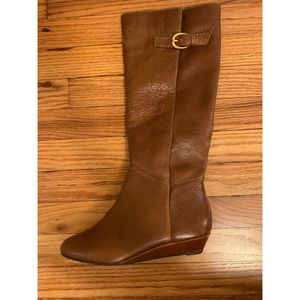 Steven by Steven Madden Intyce Leather Boots
